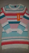 Gymboree MEADOW WALK Girls Striped Sweater Dress NEW Size 5 Kids