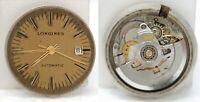 Orologio Longines automatic watch caliber L561.1 clock vintage horloge spara par