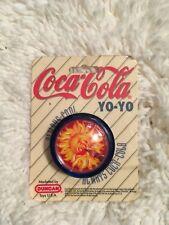 Vintage Rare 1994 Duncan Sun Drinking Coca-Cola Coke Yo-Yo NIP