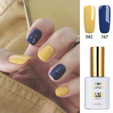 2 Bottoms Set RS Nail UV LED Gel Nail Polish Soak Off Varnish 0.5fl.oze Colour