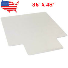 "36"" X 48"" Clear Chair Mat Home Office Computer Desk Floor Carpet PVC Protector"