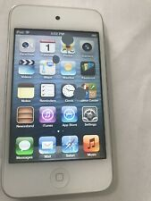 iPod Touch 4th Gen 8 GB white   , H34 #5