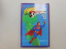 The Greatest Superman Stories Ever Told! (1991, DC)! VF7.5- or better! LOOK!