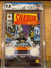 Shadowman #16 CGC 9.8 1st Dr. Mirage Bloodshot Valiant