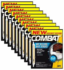 10 Packs Combat Ant Fast Killing Bait Strips 50 Bait Strips Ant Killer Poison
