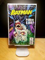 BATMAN #614 HUSH by Jim Lee 1st Printing! JOKER Appearance! AMAZING CONDITION!