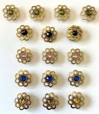 Ginger Snaps Lot of 16 GingerSnaps Snap Charms, Golden Girl Variety