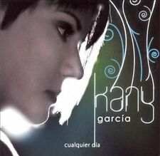 KANY GARCíA - Cualquier Día - CD ** Brand New **