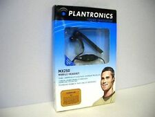 Plantronics MX250-N3 Black/White Ear-Hook Headset for Nokia 5100 5140 5140i 6020