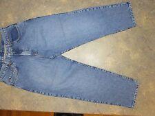 Lucky Brand Mens 33/29.5 81 Relaxed Fit Shorter Length Zipper Fly Jeans  USA