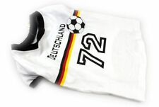 Hundetrikot Gr. M WM 2018  Deutschland Trikot Nr. 72 Fußball