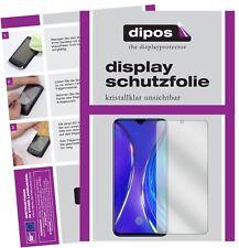 2x Oppo Realme X2 Protector de Pantalla protectores transparente dipos