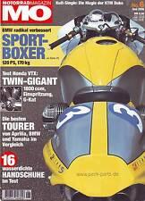MO 6/01 BMW R 1100 SRS/Honda VTX/Ducati ST4s/Aprillia RST 1000 Futira/RSV/2001