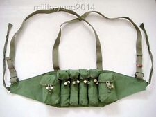 Collectable Surplus Chinese Army Type 79 Chest Rig Ammo Military Pouch - CN003
