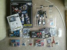 Transformers Masterpiece MP-13 SOUNDWAVE *All tapes inc/ RATBAT, KFC hands, Coin