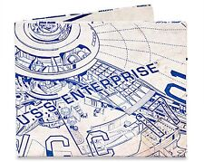 DYNOMIGHT STAR TREK U.S.S. ENTERPRISE MIGHTY WALLET TYVEK