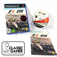 Formula One 05 (PS2) *Near Mint*