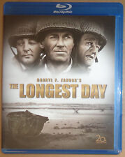 The Longest Day (Blu-ray Disc, 2009, 2-Disc Set) - Like new
