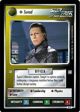 Star Trek CCG All Good Things Sunad 31P