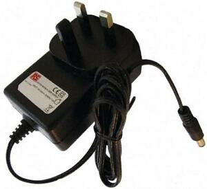 Plug In Switch Mode 18V 1.7A DC Regulated Power Supply ErP Comp 30W UK Wall Wart