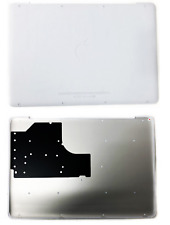 "Apple Macbook 13"" Unibody A1342 Bottom Base Case Rubber Lid Cover Door 2009 2010"