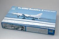 Trumpeter 1/72 01656 Tu-22M3 Backfire-C Strategic Bomber