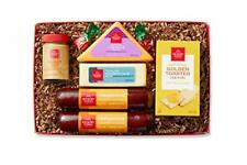 Hickory Farms Classic Family Tradition, gifts, food, deli meats & cheese, NEW