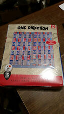 ONE DIRECTION CURTAINS BRAND NEW IN PACKET 1D 66 X 54 PENCIL PLEAT READY MADE