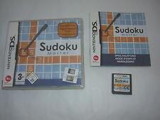 nintendo DS Sudoku Master