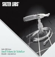 Three Salter Labs Full Kit Nebulizer Part # 8900. Neb Sets *NEW* Lot of (3)ea.