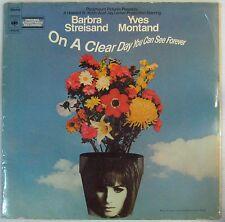 Barbra Streisand Yves Montand 33 tours Melinda 1970