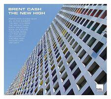 BRENT CASH - THE NEW HIGH   CD NEU