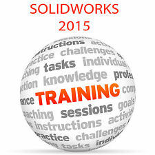 Solidworks 2015-DVD video tutorial de formación