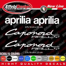 Adesivi/Stickers/Decals/Kit APRILIA RACING CAPONORD RALLY scegli il colore !!