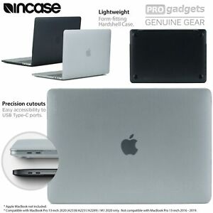 "For Apple MacBook Pro 13"" 2020/ M1, Incase Slim Thin Hardshell Protective Case"