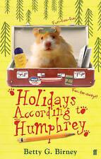 Holidays According to Humphrey, Birney, Betty G., New Book