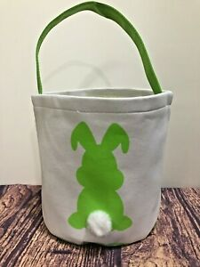 Printed Bunny Easter Basket