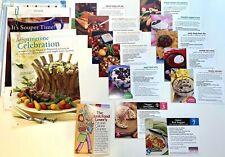 Weight Watchers Vintage Recipe Card Lot 1-2-3 Success Winning Points 123