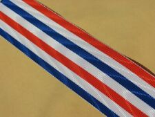 Coupe de Ruban pour la Médaille des Chemins de Fer