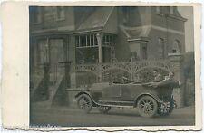 Carte Photo . Ancienne Automobile . Old Car . Photo-Card