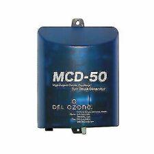 DEL Ozone MCD-50 Ozonator for Spa Hot Tub 120V AMP Plug