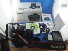 Canon EOS 1000D DSLR Spiegelreflexkamera Kamera EF-S-55 Kit Spiegelkamera OVP