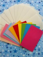 Cool Cardz Refill Pack Included Coloured Inserts And Pouches