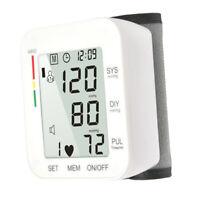 Sfigmomanometro Elettronico Da Polso Monitor Per La Pressione Sanguigna Voce