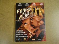 3-DISC DVD / KONING VAN DE WERELD ( KEVIN JANSSENS, KOEN DE BOUW,JAN DECLEIR.. )