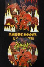 "MANTAK - Amput Rogol & Sodomi!!!. 7"" PIC EP"