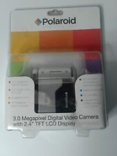 Brand New Polaroid 3.0MP Digital Video Camera 2.4-Inch TFT LCD Model CAA-03040S