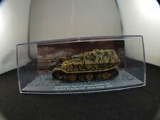 Kiosque TigerTank Panzerjäger Elefant Sd.Kfz.184 1944 1/72 neufBoxed / boîte
