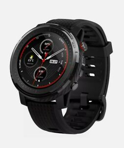 Amazfit STRATOS 3 A1929 - Advanced Sport Black Smartwatch Android IOS Watch