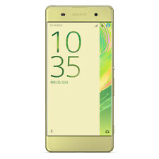 Sony Xperia XA F3113 16GB GSM Android Phone - Lime Gold